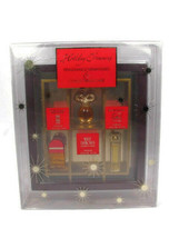 Elizabeth Arden/Taylor Holiday Treasures Fragrance Miniatures Collectibl... - $59.39