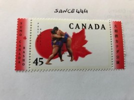 Canada Sumo Basho  1998 mnh #7  stamps - $1.20