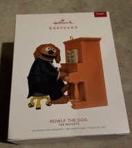 2018 Hallmark Keepsake Ornament Rowlf The Dog - $34.60