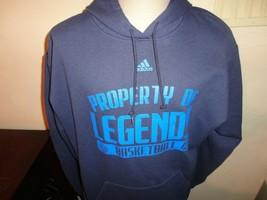 TEXAS LEGENDS Basketball Hooded Sweatshirt Adult 2XL NBA G Team Dallas M... - $46.52