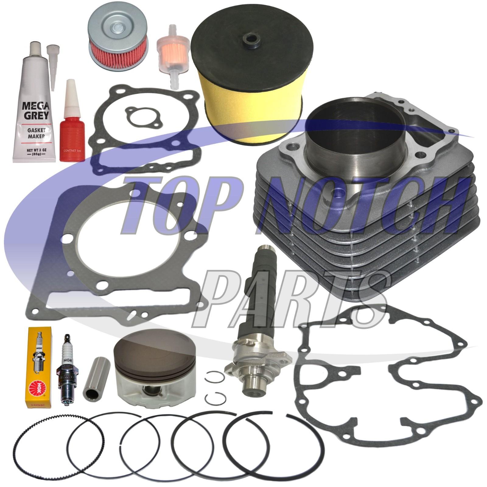 Motorcycle Engine Parts For Honda Xr400 Xr 400 1996 2004: Honda Xr 400r XR400R Xr 400 Cylinder Piston Cover Cam
