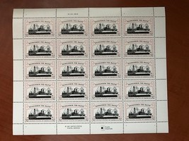 United States Maine m/s 1998 mnh    stamps - $9.95