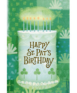 St. Patrick's Day Birthday Card - $2.99