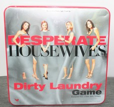 Desperate Housewives Dirty Laundry New Box Sealed 2005 Game - $12.71