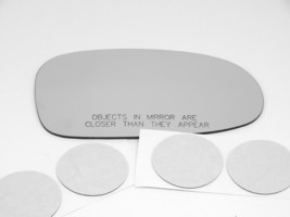 Right Pass Mirror Glass Lens Only For Concorde LHS Intrepid Vision Sebri... - $20.74