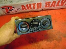 00 02 03 04 01 Subaru Legacy outback heater temperature climate control ... - $19.79