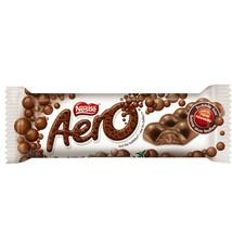 12 Aero Chocolate Bars Full Size 42g Each From NESTLE Canada -FRESH & DE... - $19.75