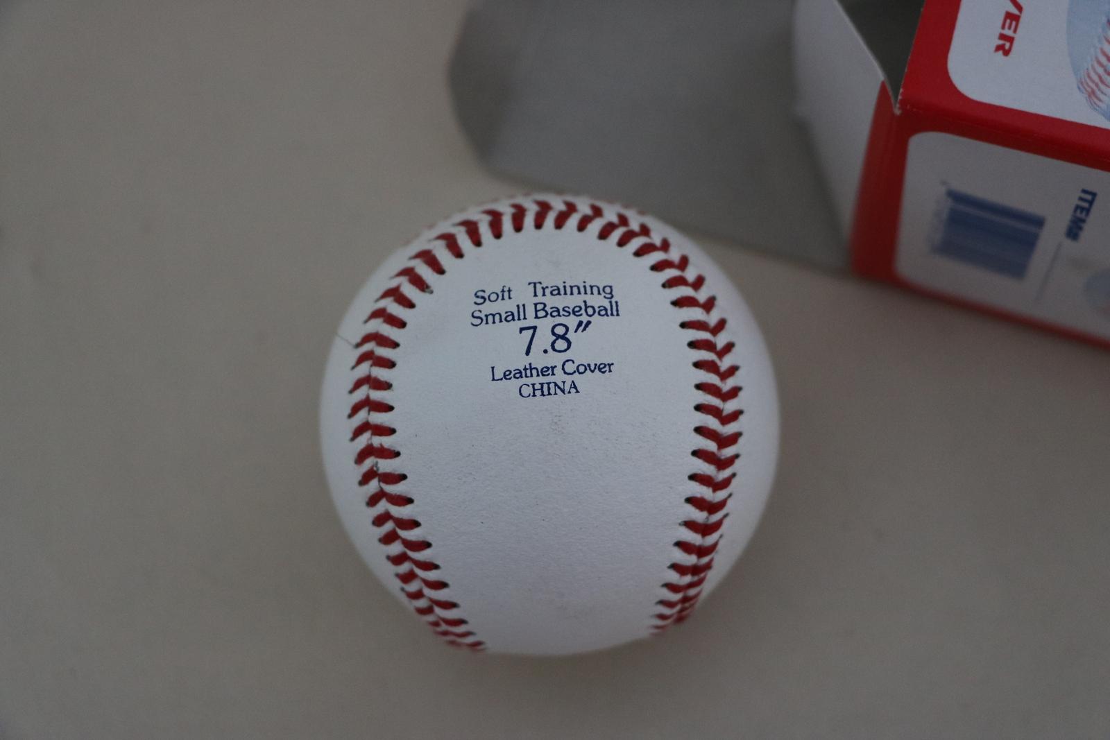 "1 Softie Jugs 7.8"" Training Baseball Small Ball - New in Box"