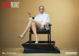 Blitzway Basic Instinct Sharon Stone 1/4 Scale Statue Figure Brand New U... - $796.90