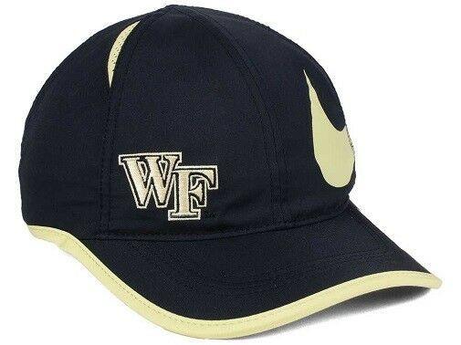 Wake Forest Demon Deacons NCAA Nike Big Swoosh Aerobill Adjustable Hat