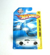 2008 Hot Wheels New Models Ford Mustang Fastback 27/40 (White Version) - $7.91
