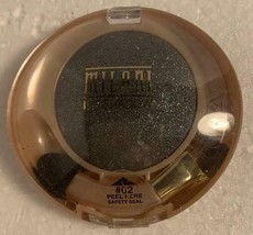 Milani Eye Shadow Black Out 02 Wet Dry - $9.99