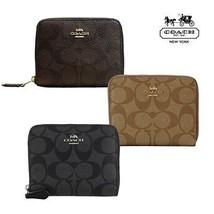 NWT COACH SAGE Carryall Shoulder Bag Handbag Crossbody Signature Tote Brown NEW - $67.32+