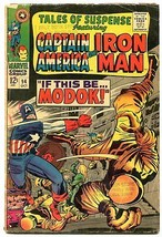 TALES OF SUSPENSE #94 1967-FIRST MODOK-CAPTAIN AMERICA g/vg - $44.14