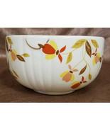 Vintage Hall China Autumn Leaf 6 1/4 in. 1 Qt. Radiance Bowl, 1935-1976 - $10.00