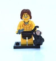 Nuevas LEGO Minifiguras Series 7 8831 - Jungla CHICO - $5.30