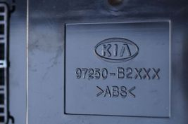 2014-16 Kia Soul Heater Climate Control Switch Panel Radio Trim image 8