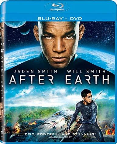 After Earth (Blu-ray/DVD, 2013, 2-Disc Set)