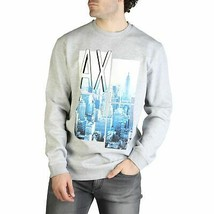 Sweatshirt Man Armani Exchange Original - $83.79