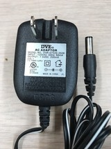 DVE DVR-07520-3508 AC Power Supply Adapter Charger Output: 7.5V 200mA         Q7