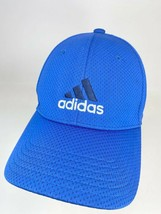 Adidas S/M Fitted Hat Blue - $14.85