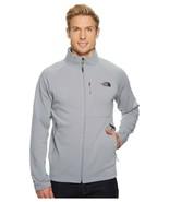 Mens The North Face Jacket Tenacious Full Zip Softshell Coat Mid Grey 2X... - $86.01