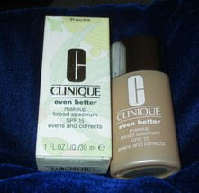 Clinique Even Better Makeup Broad Spectrum SPF15-Spice 31 - $24.70