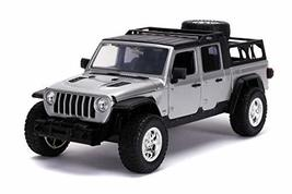 Jada Toys Fast & Furious F9 1:24 2020 Jeep Gladiator Die-cast Car, Toys ... - $15.66