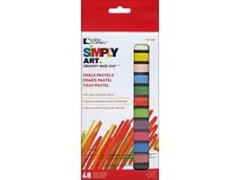 Loew-Cornell 1021088 Simply Art Chalk Pastels - $8.73