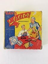 Vintage Davis Company Adjustable Weaving Loom Original Box - $33.08 CAD