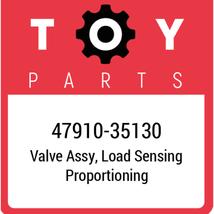 47910-35130 Toyota Load Sensing Valve, New Genuine OEM Part - $128.28