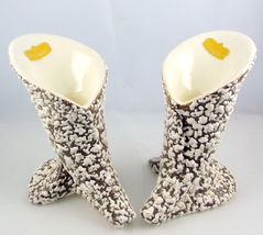 Royal haeger white stone lace calla lily candle holders 1 thumb200