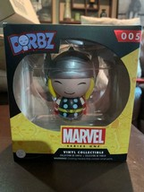 New unopened Dorbz Thor 005, Funko POP  - $8.00