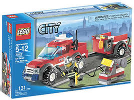 LEGO City 7942 Off-Road Fire Rescue [New] Building Toy Set - $28.99
