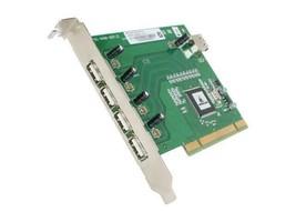 IOGEAR 5-Port Hi-Speed USB 2.0 PCI Card GIC251U - $19.80