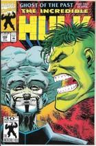 The Incredible Hulk Comic Book #398 Marvel Comics 1992 VFN/NEAR Mint New Unread - $2.75