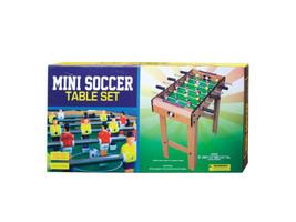 Mini Soccer Game Table Set Bulk case of 1 - $39.99