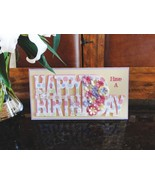 Tattered Lace Dies ~ Monumental Moments Happy Birthday, TTLMON01 - $46.71