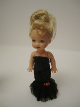 Solo In The Spotlight Repro Kelly 2003 Nostalgic Favorite Barbie Little ... - $10.00