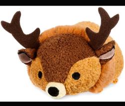 "Disney Store Tsum Tsum Stack Mini Plush 3.5"" Bambi The Great Prince *US ... - $8.11"