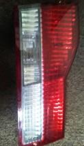 01 02 Honda Accord LEFT inner DRIVER taillight brake lamp OEM tail light image 2