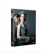The Crown: Season 2 DVD (3-Discs Set) Brand New - $12.99