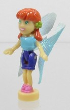 2001 Vintage Polly Pocket Dolls Fairy Flying School - Fairy Lea - $6.00