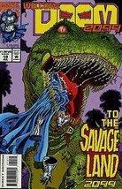 Doom 2099, Edition# 19 [Unknown Binding] [Jul 01, 1994] - $2.95