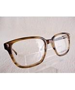 Calvin Klein CK 5862 Platinum (274) Brown Horn 52 x 19 135 Eyeglass Frames - $62.32