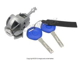 BMW E46 LEFT Door Lock Cylinder w/Key GENUINE +1 YEAR WARRANTY - $144.80