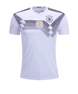 2018 World Cup Germany National Team Adidas XL BLANK Soccer Jersey - $39.99