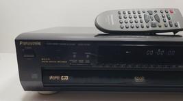 Panasonic DVD-CV50 DVD/Video CD/CD Player 5 Disc Changer with Remote image 2