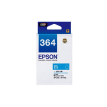 Cyan Ink - Epson 364 Ink Cartridge (for XP-245/XP-442) - $27.99