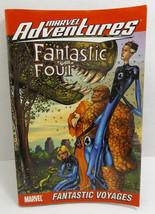 Marvel Adventures Fantastic Four Volume 2 Fantastic Voyages Comic Book - $7.68